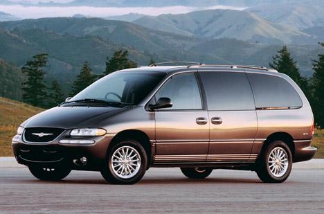 Chrysler Voyager1