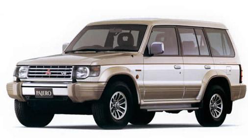 Mitsubishi Pajero2
