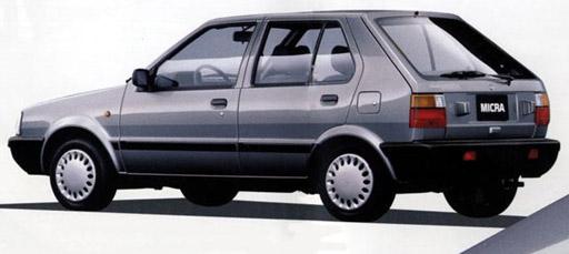 Nissan Micra do93