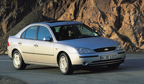 ford mondeo mk3