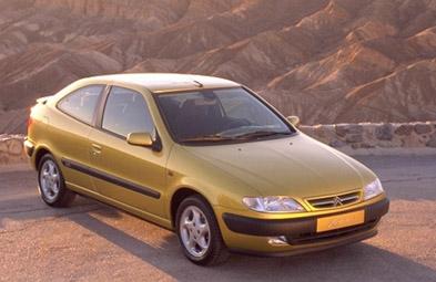 Citroen Xsara Coupe VTS